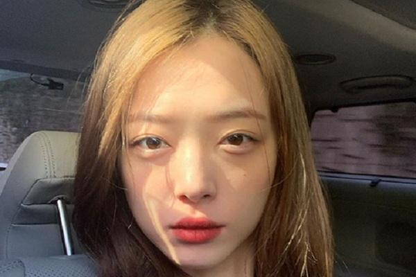 Sulli, mantan anggota f(x), ditemukan tewas bunuh diri, Minggu  (13/10/2019). - Instagram