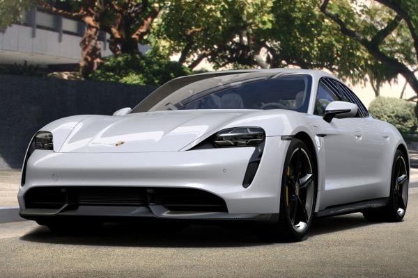 Taycan - Porsche
