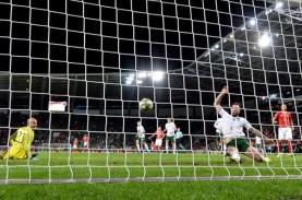 Hajar Irlandia, Swiss Buka Jalan ke Putaran Final…