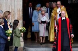 Ratu Inggris Hadiri Peringatan 750 Tahun Westminster Abbey