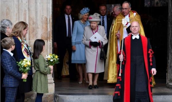 Ratu Elizabeth. - Reuters