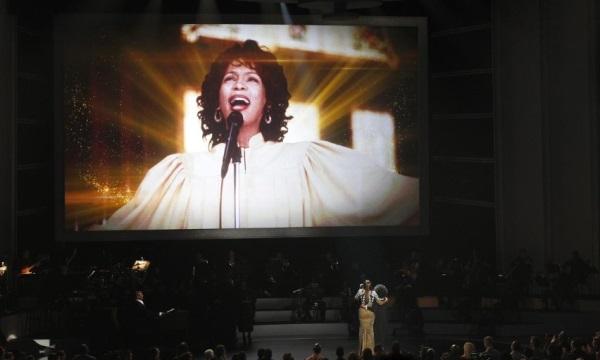 Whitney Houston. Sumber: Reuters