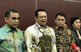 Siang Ini MPR Serahkan Undangan Pelantikan Jokowi ke Istana Bogor
