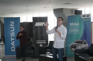 Edukasi Industri Modifikasi, NMAA Sambangi Kampus