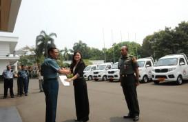 Kementerian Pertahanan Terima 10 Unit Mobil Esemka Bima