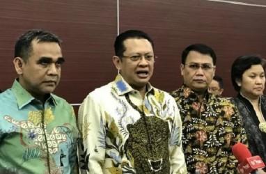 Bamsoet : Usulan Amendemen UUD Akan Dikonsultasikan Dengan Presiden Jokowi