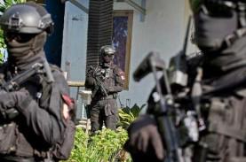 Densus 88 Antiteror Kembali Tangkap Terduga Teroris…