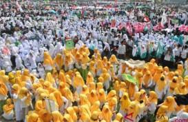 Pawai Hari Santri Nasional di Cianjur akan Libatkan 10.000 Santri