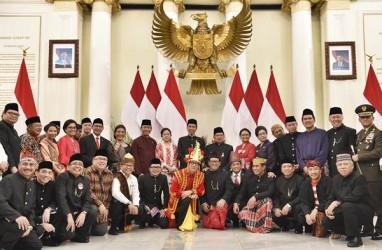 Jokowi Siapkan Acara Perpisahan dengan Menteri dan Wapres