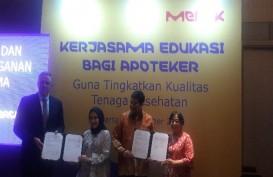Merck dan IAI Kembangkan Kapasitas Apoteker Indonesia