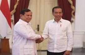 Prabowo Tunggu Keputusan Jokowi soal Gabung atau Tidak di Pemerintahan