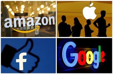 AS Selidiki Pelanggaran Persaingan Usaha Facebook, Amazon, Google, dan Apple