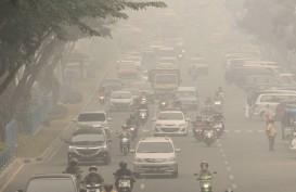 Riau Cemaskan Asap Kiriman dari Sumsel dan Jambi