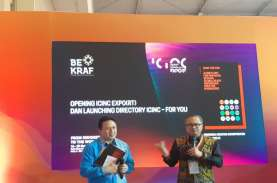 Bekraf Hadirkan Indonesia Creative Incorporated Expo…