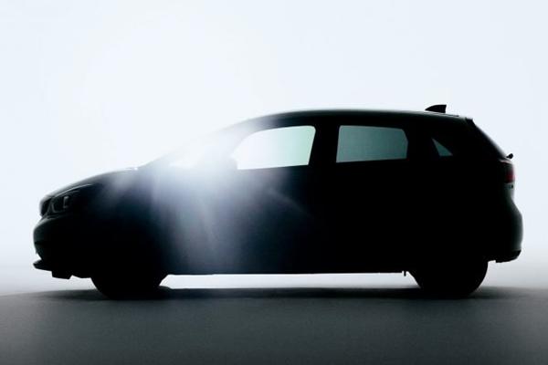 Siluet Honda Jazz terbaru - Honda
