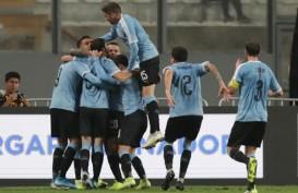 Peru Gagal Atasi 10 Pemain Uruguay di Lima, Skor 1 - 1