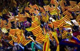 Catalonia Rusuh, El Clasico Berpotensi Diungsikan ke Madrid