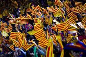 Catalonia Rusuh, El Clasico Berpotensi Diungsikan…