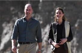 Pangeran William dan Kate Pantau Dampak Perubahan Iklim di Gletser Pakistan