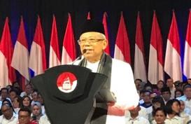 Groginya Ma'ruf Amin Jelang Pelantikan Wakil Presiden
