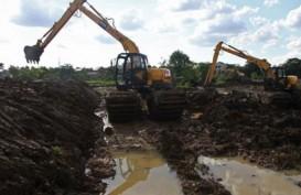Debit Air Waduk Sungai Pulai Menyusut 90 Persen