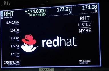 Kinerja Red Hat Gagal Imbangi Penurunan, Pendapatan IBM Kuartal III di Bawah Proyeksi