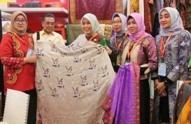 Di Trade Expo Indonesia (TEI) 2019, Palembang Promosikan Industri Rumahan