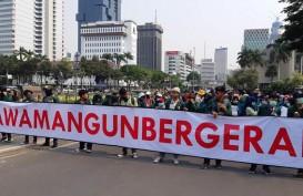 Demo Mahasiswa : Jumlah Massa Tak Sesuai Target, Polisi Dituding Intervensi Rektorat