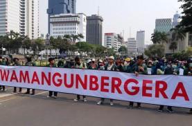 Demo Mahasiswa : Jumlah Massa Tak Sesuai Target, Polisi…