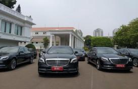 Jelang Pelantikan Presiden : Setneg Alokasikan Rp1 Miliar untuk Sewa Mobil Tamu Negara,