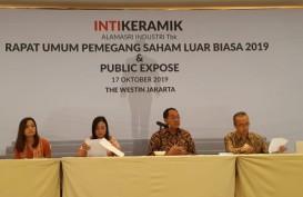 Private Placement, Intikeramik Alamasri Kantongi 3 Calon Investor Strategis