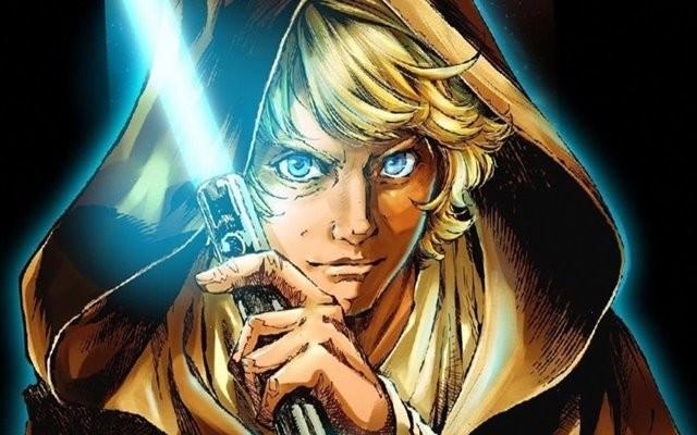 Star Wars: The Legends of Luke Skywalker - Viz Media