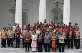 Pamit ke Jokowi, Ini Masukan KEIN untuk Kabinet Jokowi-Ma'ruf Amin