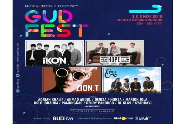 Official Poster GUDFEST / Dok. GUDlive