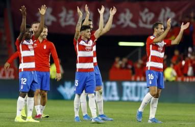 Hasil La Liga Spanyol, Granada ke Posisi Kedua Dekati Real Madrid