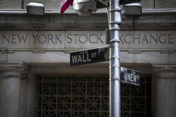New York Stock Exchange (NYSE) di Manhattan, New York City - REUTERS