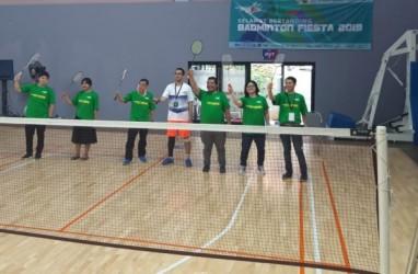 Bisnis Indonesia - KIM Communication Gelar Badminton Fiesta 2019