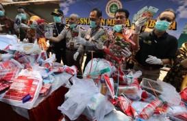 Karantina Surabaya Musnahkan 59 Paket Tanpa Dokumen
