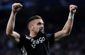 Hasil Liga Belanda, PSV Kalah Perdana, Ajax Nyaman Pimpin Klasemen