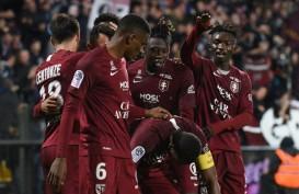 Nantes Digasak Juru Kunci, PSG Mantap Pimpin Klasemen Liga Prancis
