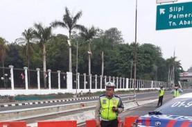 Jelang Pelantikan Jokowi-Ma'ruf Amin, Ruas Jalan Seputar…