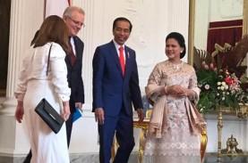 Selain Ucapkan Selamat, Tamu Negara Temui Jokowi Bahas…