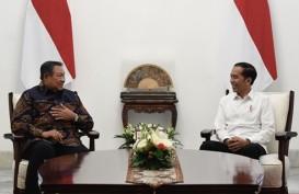 Rating Periode Kedua Jokowi Turun, Era SBY Jilid Dua Naik