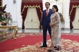 Jelang Pelantikan, Jokowi Mencuitkan Kerja Bersama…