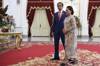 Jelang Pelantikan, Jokowi Mencuitkan Kerja Bersama dan Indonesia Maju