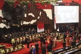 Apa Persiapan Pelantikan Presiden? Jokowi : Biasa…