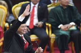 Kata Ketua MPR, Kehadiran Megawati dan SBY Membuat Momen Pelantikan Semakin Indah