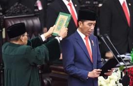 Ini Isi Pidato Lengkap Jokowi Pascadilantik Jadi Presiden 2019-2024