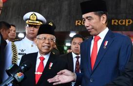Pelantikan Presiden Lancar, Jokowi : Terima Kasih TNI, Polri, BIN