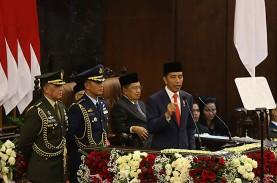 Tak Disinggung Jokowi Saat Pidato, Isu HAM Disebut…